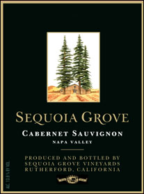 Sequoia Grove Vineyard - Rutherford, Napa Valley