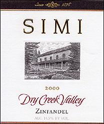 Simi WinerySimi Winery - Dry Creek Valley