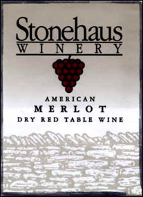 Stonehaus Winery - Tennessee