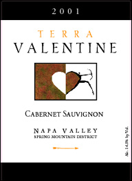 Terra Valentine - Spring Mountain District, Napa Valley