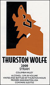 Thurston Wolfe Wines