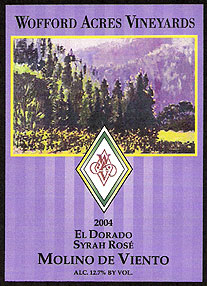 Wofford Acres Vineyards