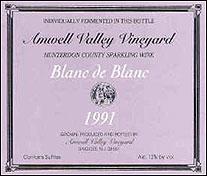 Amwell Valley Vineyard