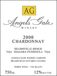 Angels Gate Wine