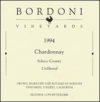 Bordoni Vineyards