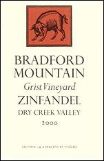 Bradford Mountain Winery