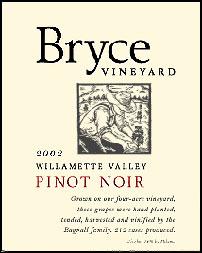 Bryce Vineyard