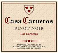 Casa Carneros Winery