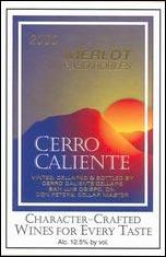 Cerro Caliente Cellars