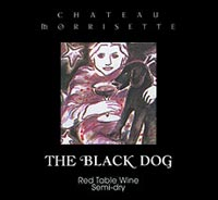 Chateau Morrisette-The Black Dog