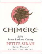 Chimere-Petite Sirah