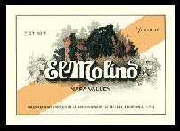 El Molino Napa Valley