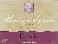 Farfelu Wine