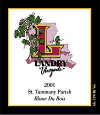 Landry Vineyards