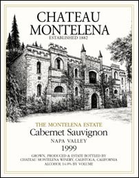 Chateau Montelena Wine-Napa Valley