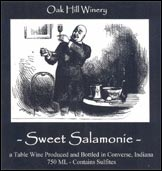 Oak Hill Winery Sweet Salamonie