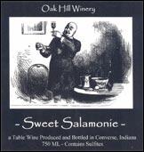 Oak Hill Winery Sweet Salamonie