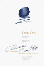 Opus One Wine
