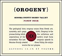 Orogeny Vineyards