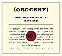 Orogeny Vineyards