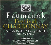 Paumanok Vineyards - North Fork of Long Island
