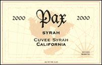 Pax Wine Cellars