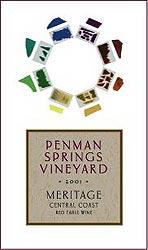 Penman Springs Vineyard