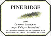 Pine Ridge Winery