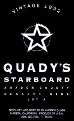 Quady Winery Vintage Starboard