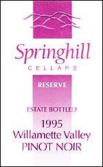 Springhill Cellars