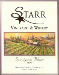 Starr Winery