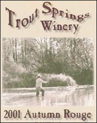 Trout Springs Winery