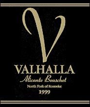 Valhalla Vineyards