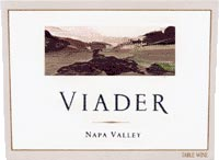 Viader Wine Label - Napa Valley