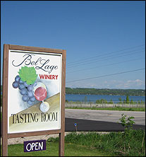 Bel Lago Winery & Vineyards - Leelanau Peninsula, Michigan Wines