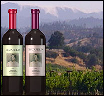 Escafeld Vineyards - San Antonio Valley, Monterey Wines