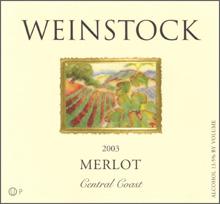 Weinstock Cellars Merlot